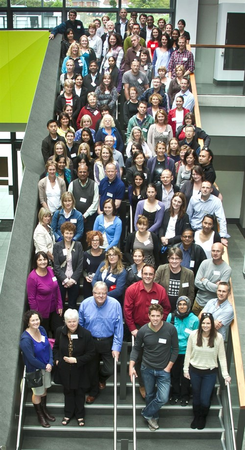 Scientists and teachers in a unique partnership (2012)