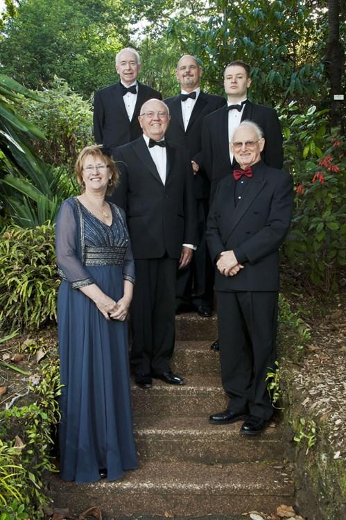 Scientific advisor honoured