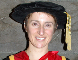 First doctoral students – where are they now? (2009)